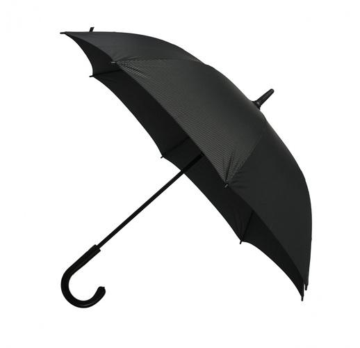 Зонт-трость Ottoman, цвет черный