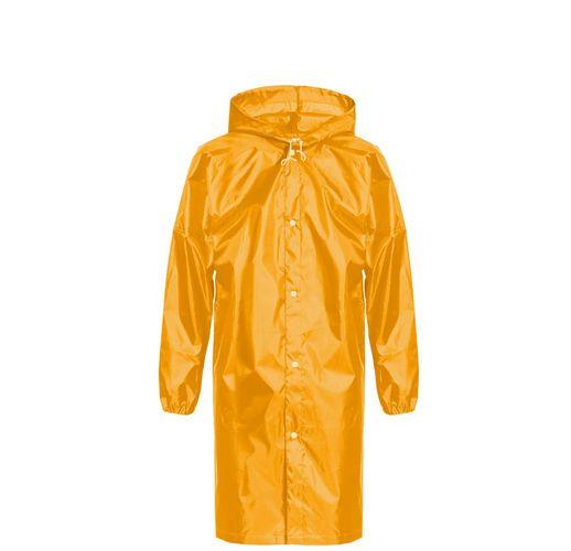 Дождевик унисекс Rainman, темно-желтый