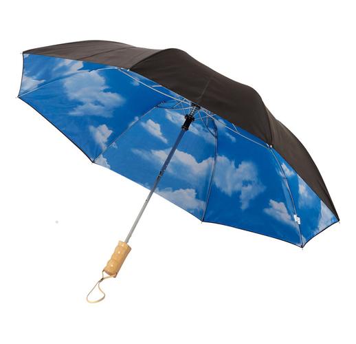 Зонт складной Blue skies