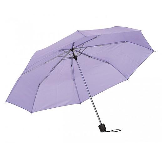 Карманный зонтик (светло-фиолетовый)
