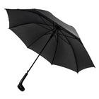 Зонт-трость LIVERPOOL с ручкой-держателем,полуавтомат, нейлон, пластик