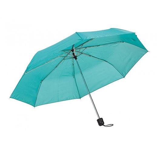 Карманный зонтик (бирюзовый)