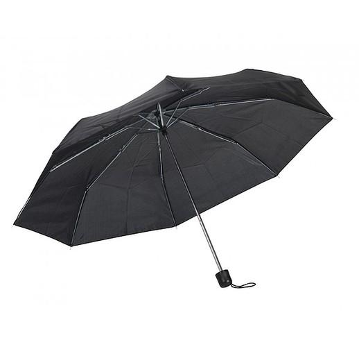 Карманный зонтик (черный)
