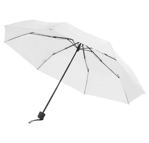 Зонт складной Hit Mini, белый