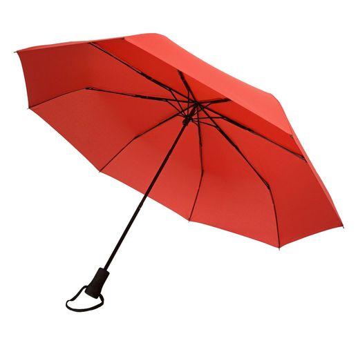 Складной зонт Hogg Trek, красный