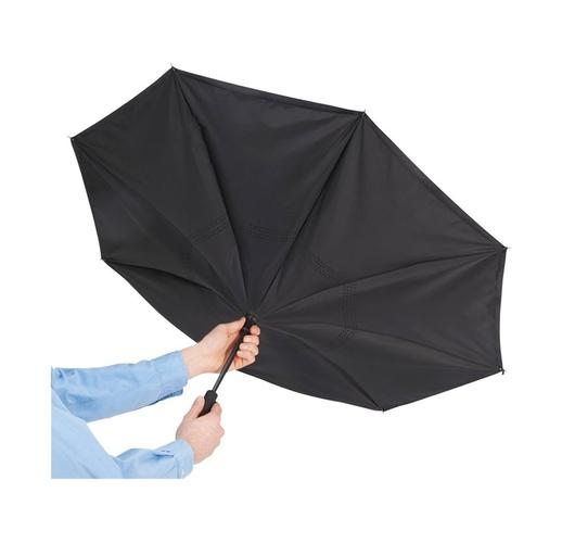 Зонт-трость Lima с обратным сложением