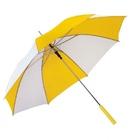 Автоматический зонт трость (жёлтый)