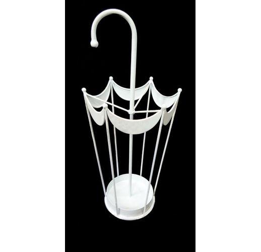 Подставка для зонтов Зонт арт.44595 (28х24х66см, из черного окрашенного металла, напольная) арт.4459