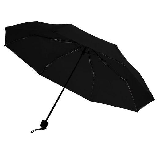 Зонт складной Hit Mini, черный