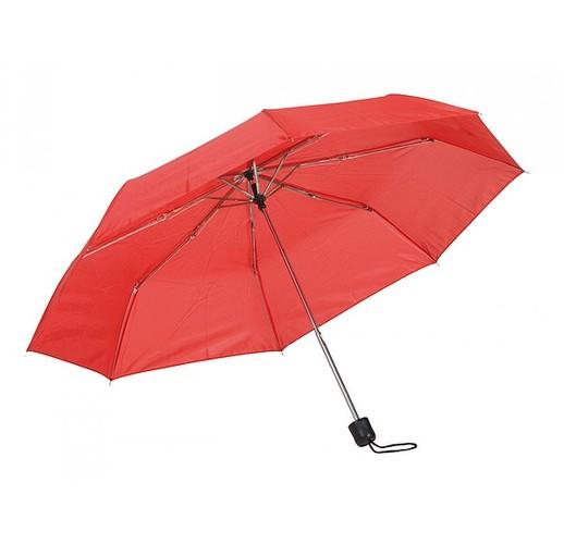 Карманный зонтик (красный)