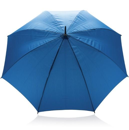 Купить оптом синие складные зонты
